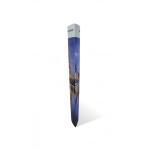 Elipsensäule - 1,8 m hoch