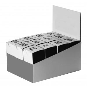 Adventskalender Box mit 24 Schachteln