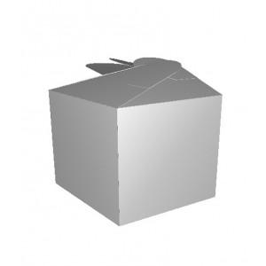 quadratische Rosettenverpackung